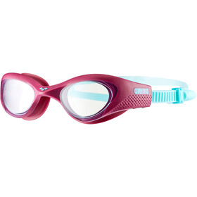 arena The One Lunettes de protection Femme, clear/purple/turquoise